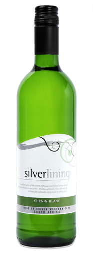 Picture of Silver Lining Chenin Blanc 75cl Fles