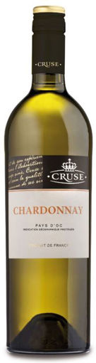 Picture of Cruse Chardonnay 75cl Fles